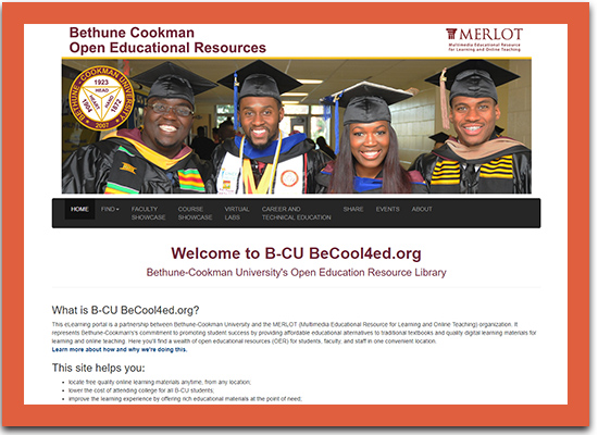 Bethuen Cookman Affordable Learning Solutions