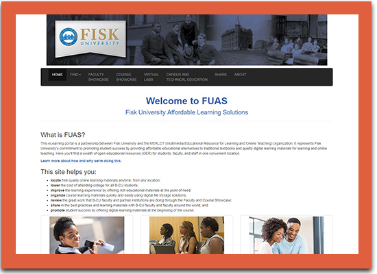Fisk Affordable Learning Solutions