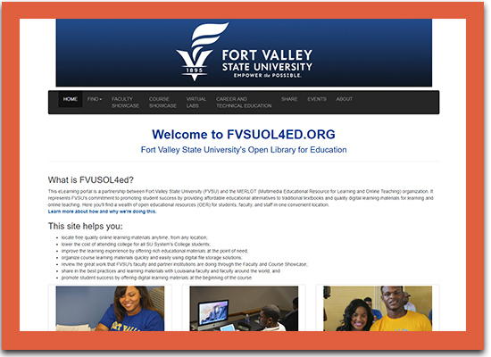 Fort Valley Affordable Learning Solutions