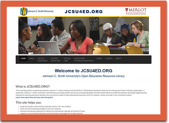 JCSU Affordable Learning Solutions
