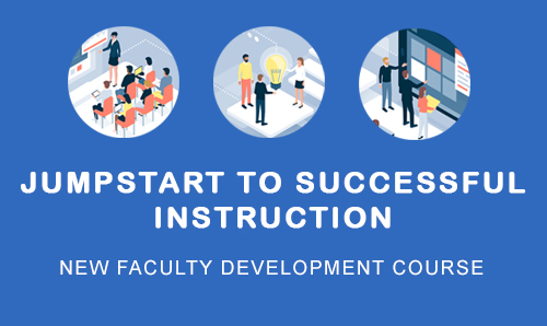 Jumpstart to Successful Instruction Course