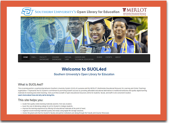 Suol4Ed Affordable Learning Solutions